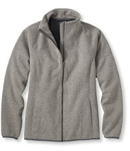 Women's Windproof Sweater Fleece Jacket