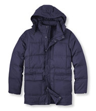 Men's Trail Model Down Hooded Parka