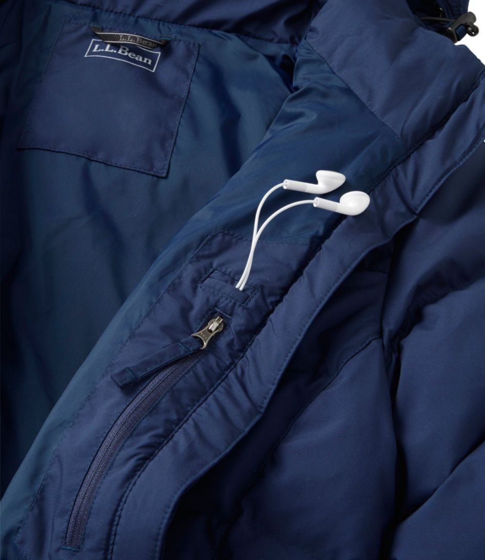 Trail Model Down Hooded Parka