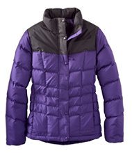 Women's Trail Model Down Jacket, Two Tone