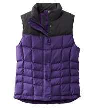 Women's Trail Model Down Vest, Two-Tone