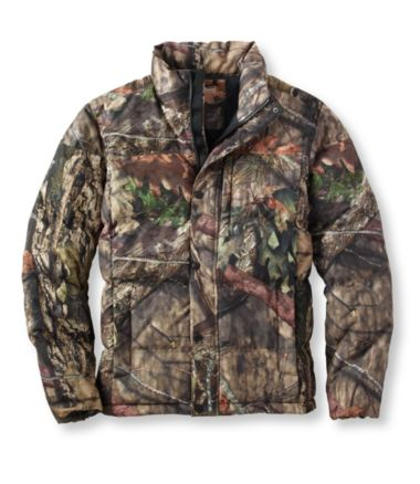 Hunter's Trail Model Down Jacket