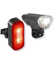 Blackburn Local 75 Front/15 Rear Light Set
