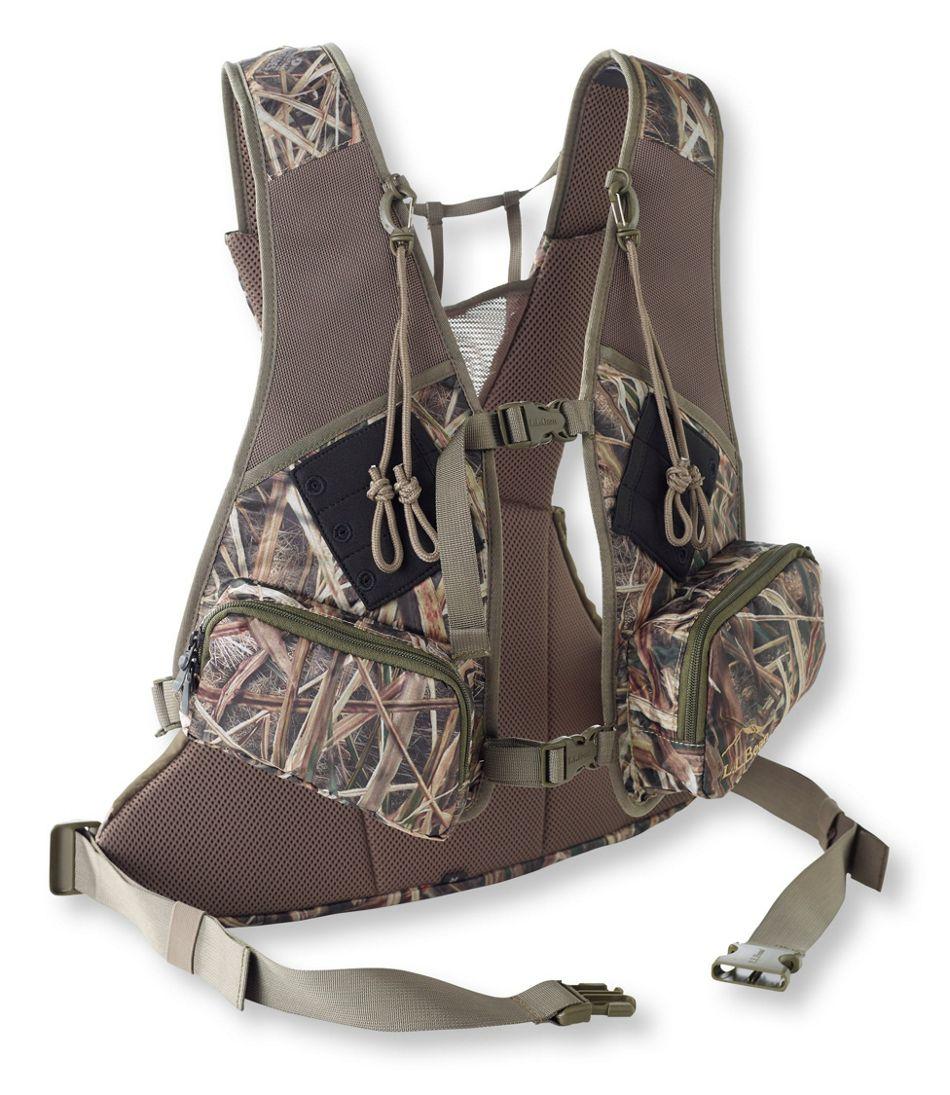 L.L.Bean Waterfowler Pro Vest Pack