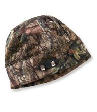 L.L.Bean Pathfinder Lighted Beanie, Camouflage