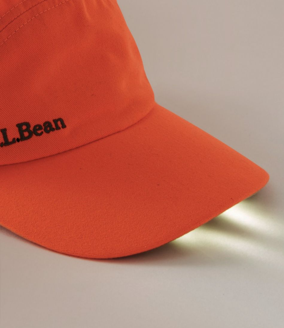 L.L.Bean Pathfinder LED Cap