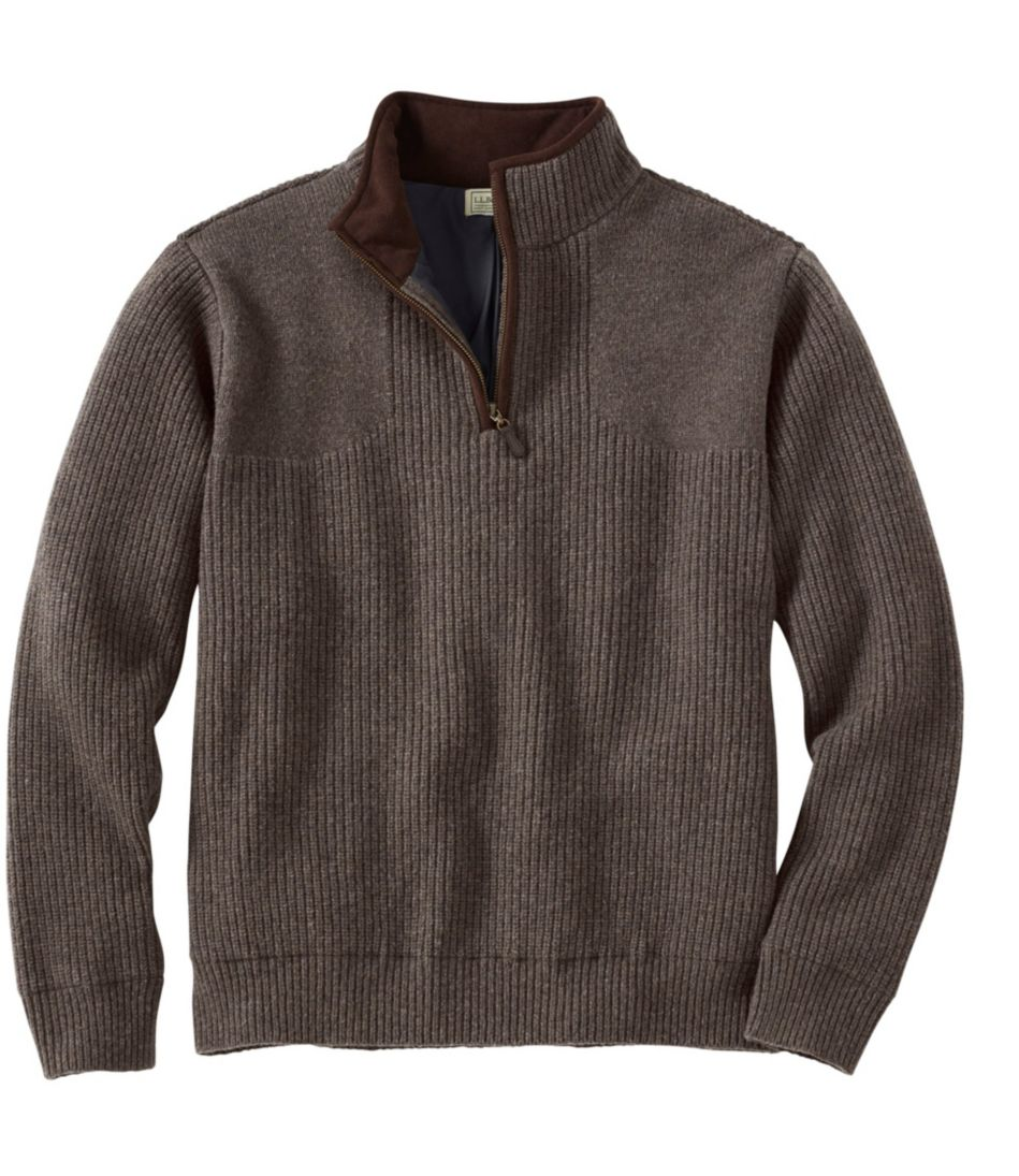 Waterfowl Sweater with WINDSTOPPER, Windproof