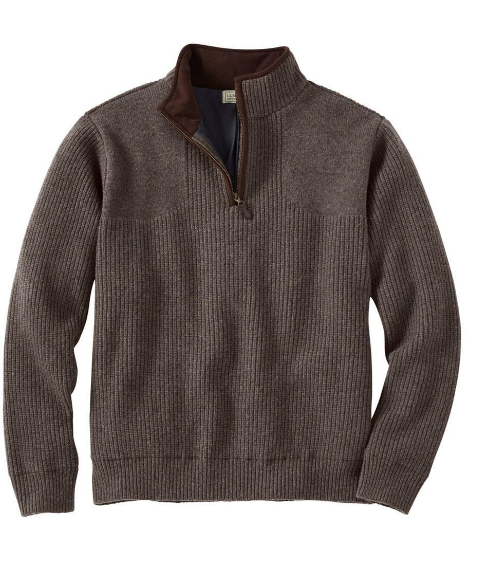Men's Waterfowl Sweater with Windstopper, Windproof