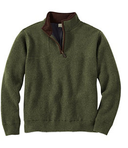 Men's Waterfowl Sweater with Windstopper, Windproof