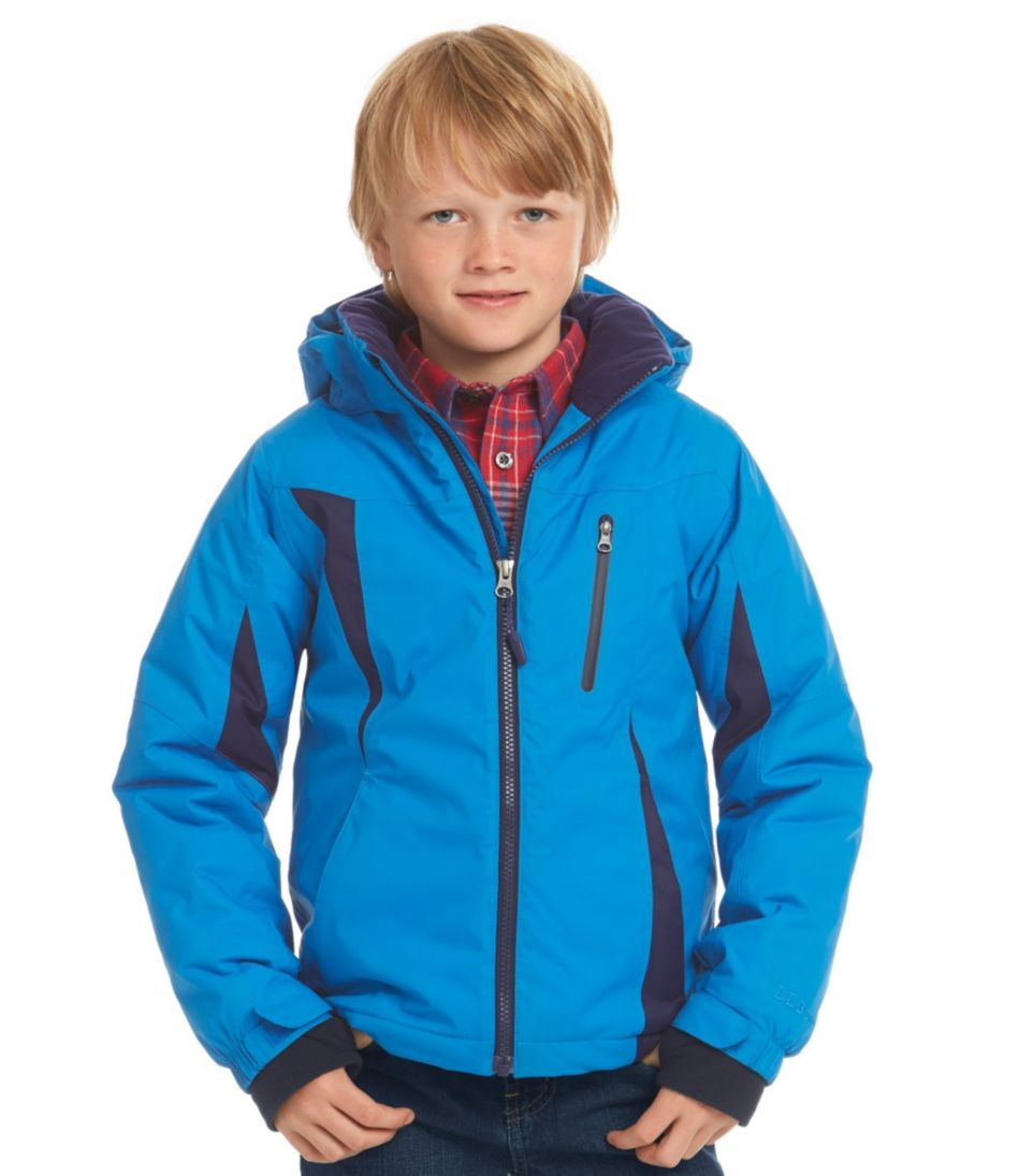 Boys' Snowfield Waterproof Parka