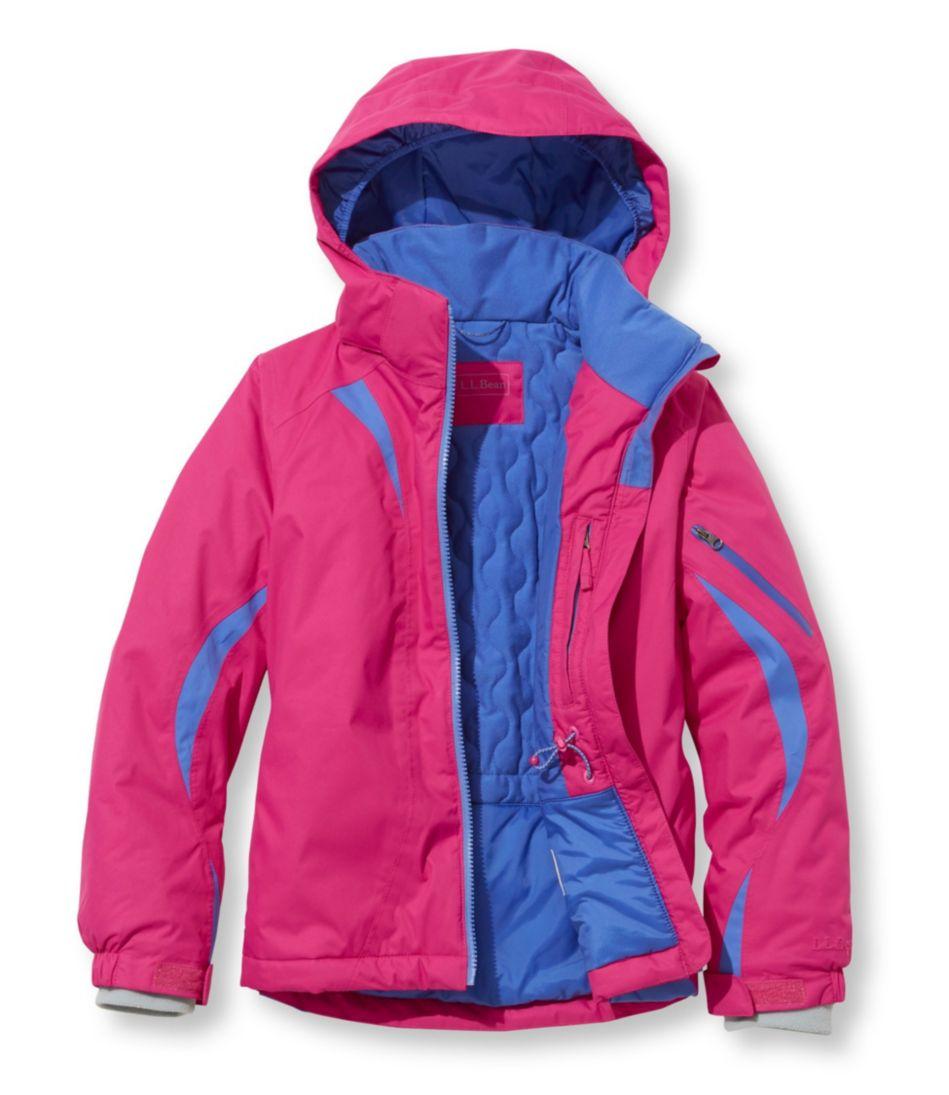 Girls' Snowfield Waterproof Parka