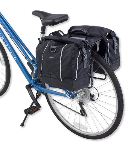 Grocery Panniers Rack Set Free Shipping At L L Bean
