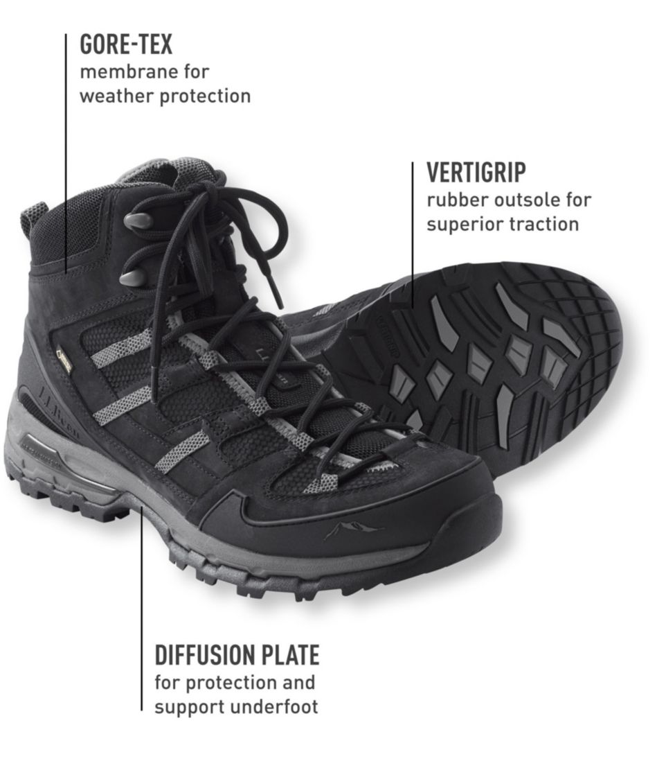 Men's Gore-Tex Ascender Hiking Boots