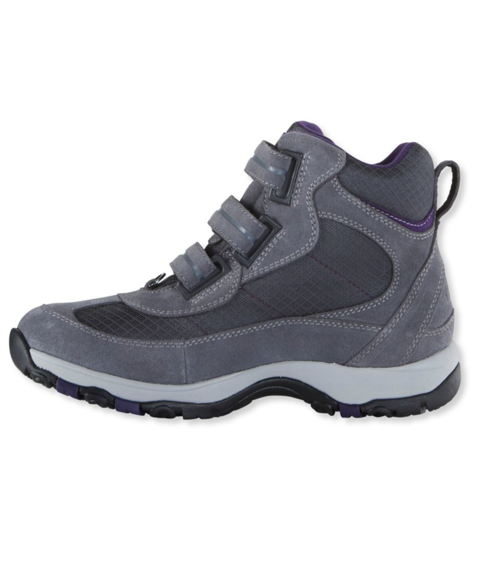 Women's Snow Sneakers 3, Hook and Loop