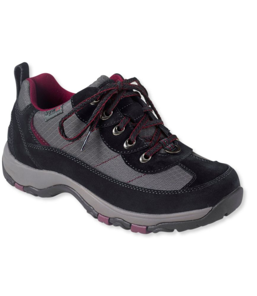 L.L.Bean Waterproof Snow Sneakers 3, Low Lace-Up