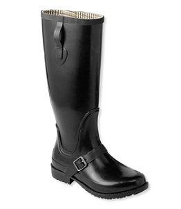 Women's L.L.Bean Wellies Rain Boots, Tall