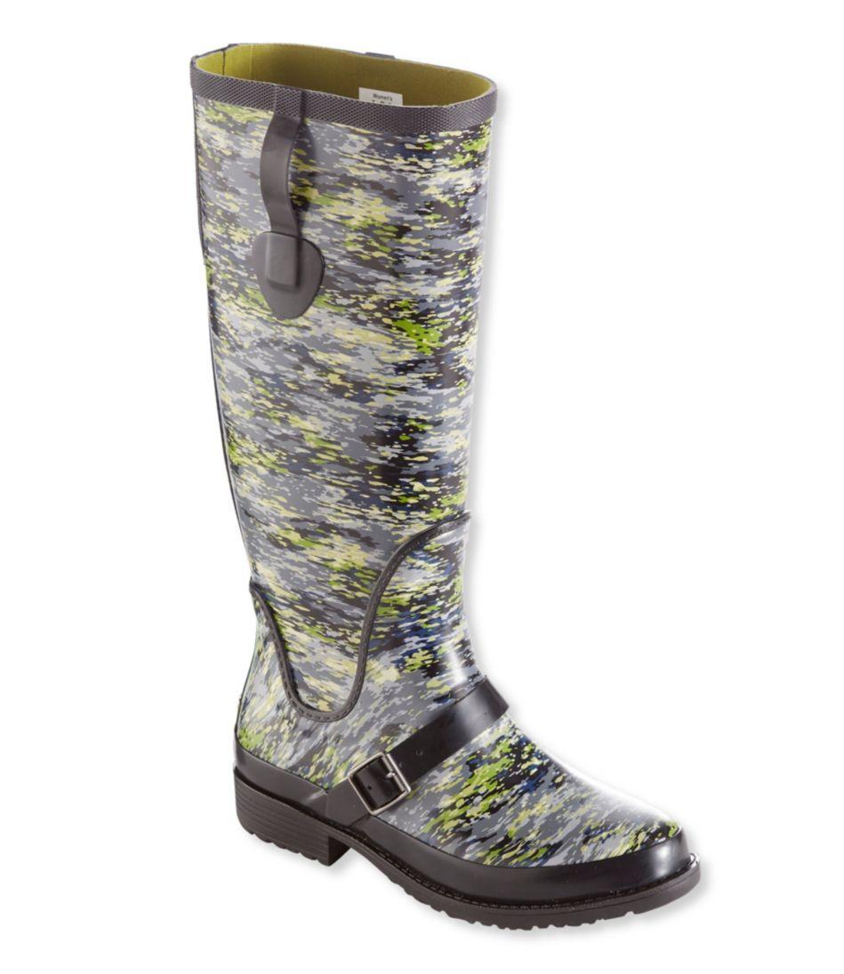 L.L.Bean Wellies® Rain Boots, Tall