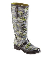 L.L.Bean Wellies Rain Boots, Tall