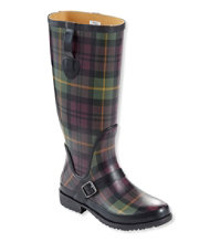 Women's L.L.Bean Wellies Rain Boots, Tall