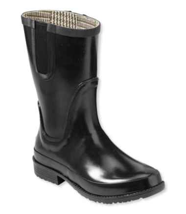 Women's L.L.Bean Wellies® Rain Boots, Mid