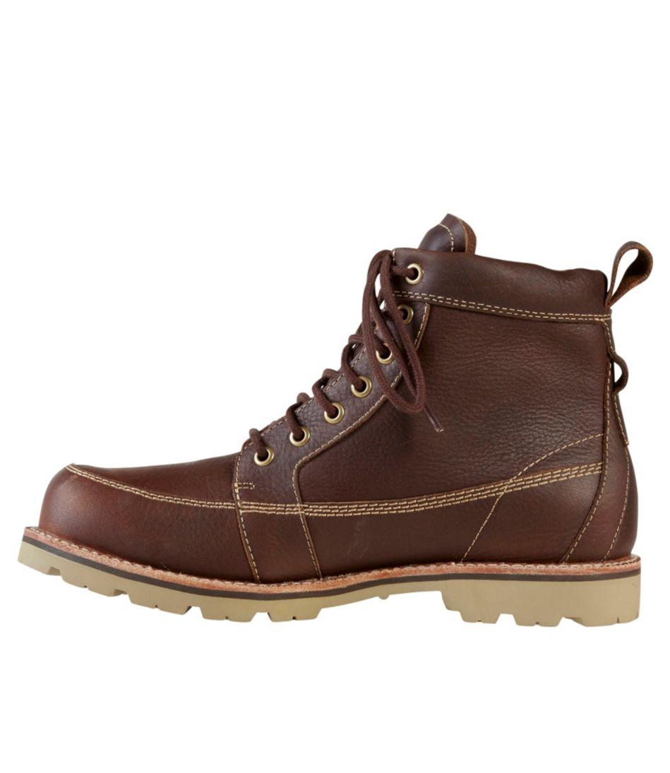 Men's East Point Waterproof Boots, Moc Toe