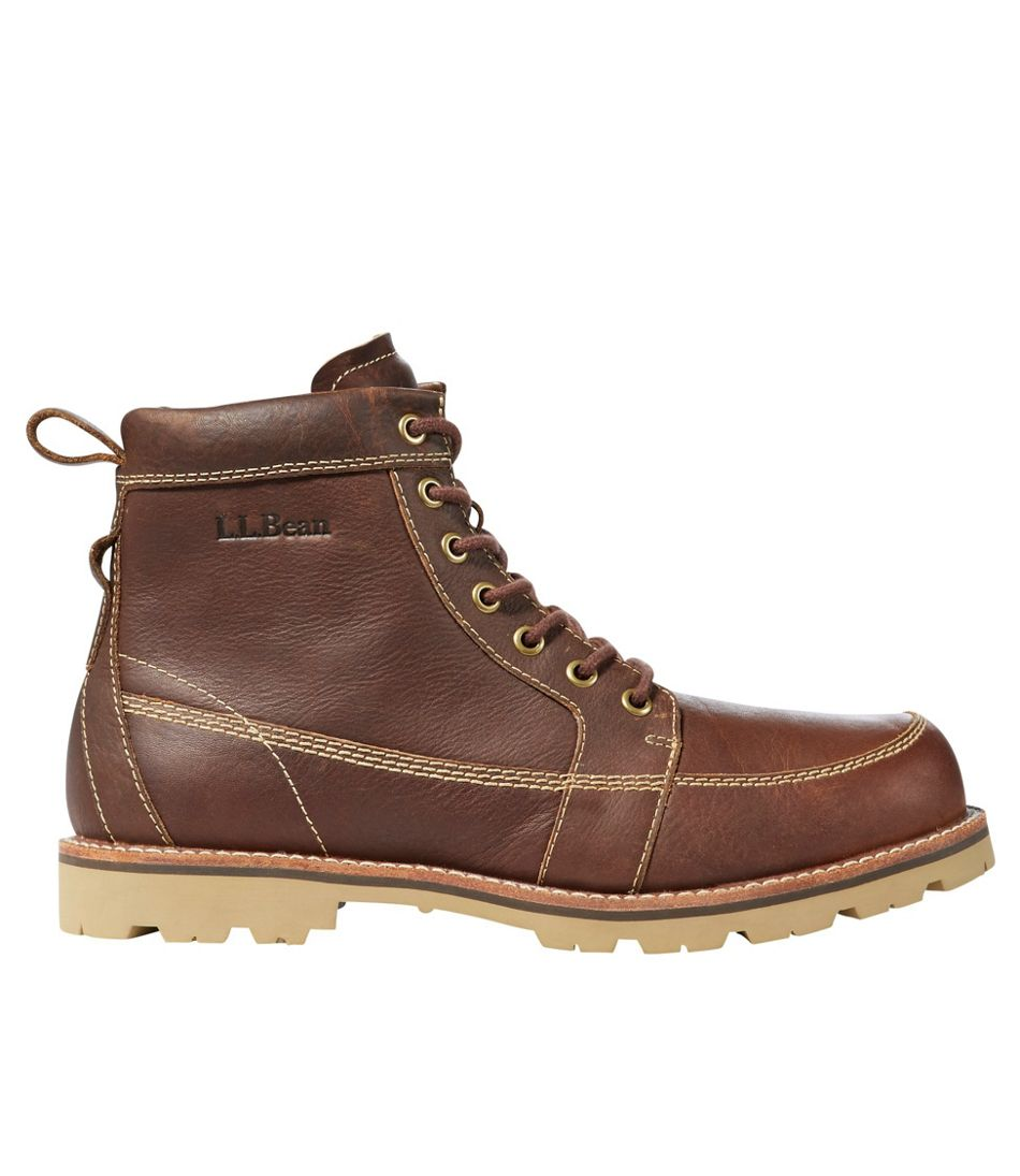 64dd081459f Men's East Point Waterproof Boots, Moc Toe