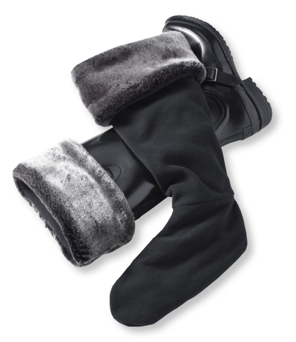 Wellie Warmers, Faux Fur Tall