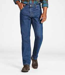 Men's Double L Jeans, Standard Fit