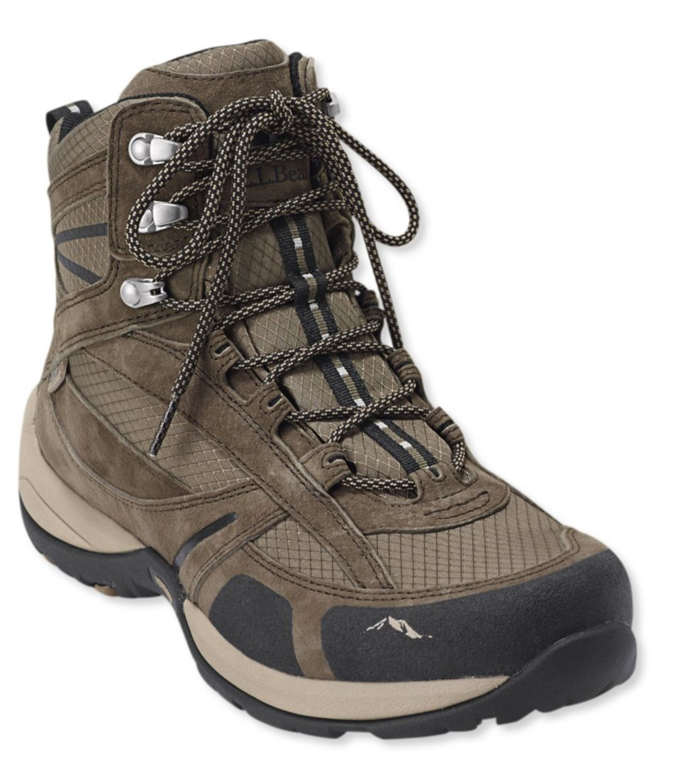 Men's Waterproof Trail Model Hiking Boots, Insulated