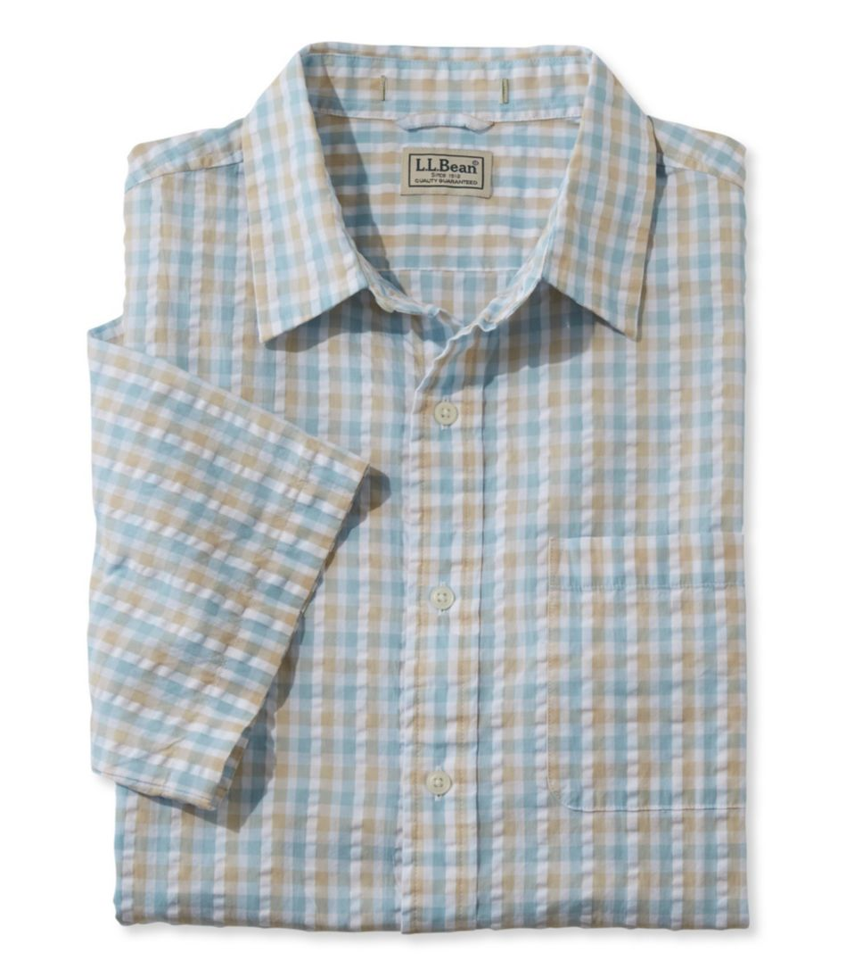 Rocky Coast Shirt, Slightly Fitted Check