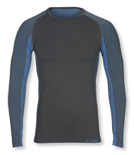 Men's Polypro Base Layer, Long-Sleeve Crew