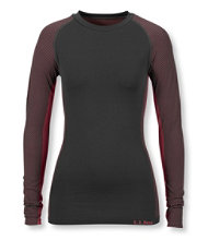 Women's Polypro Base Layer, Long-Sleeve Crew