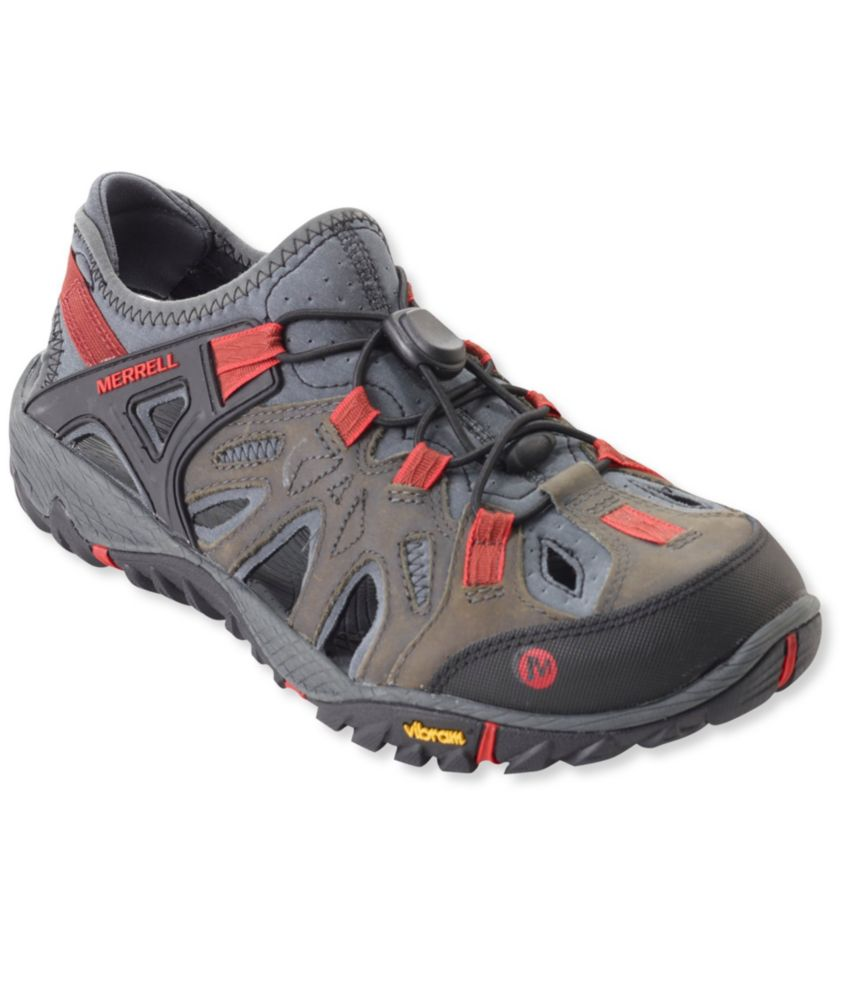 photo: Merrell Men's All Out Blaze Sieve
