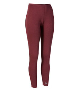 Women's Cresta Wool Midweight Base Layer, Pants