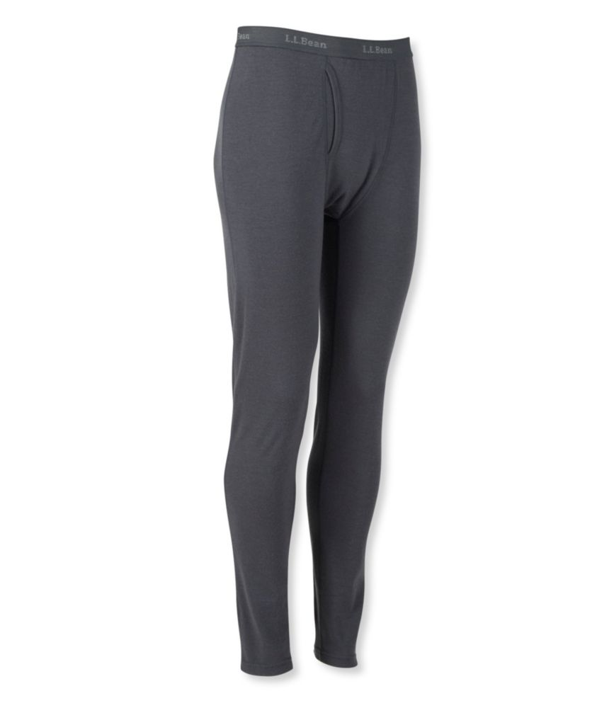 photo: L.L.Bean Cresta Wool Midweight Base Layer, Pants base layer bottom