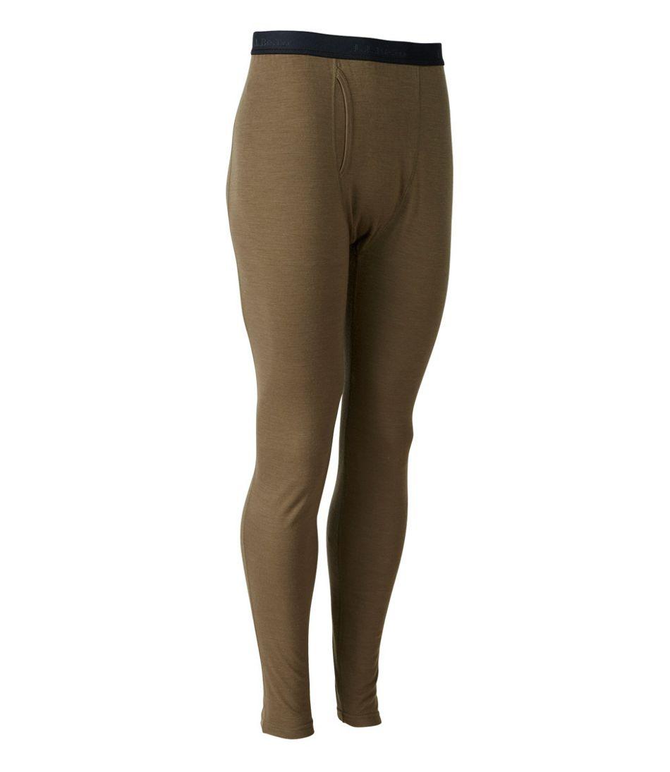 Cresta Wool Midweight Base Layer, Pants