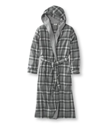 Maine Camp Flannel Robe