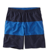 "Classic Supplex Sport Shorts, 9"" Colorblock"