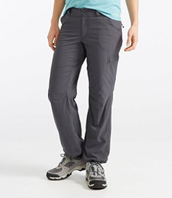 Women's Vista Trekking Pants, Lined