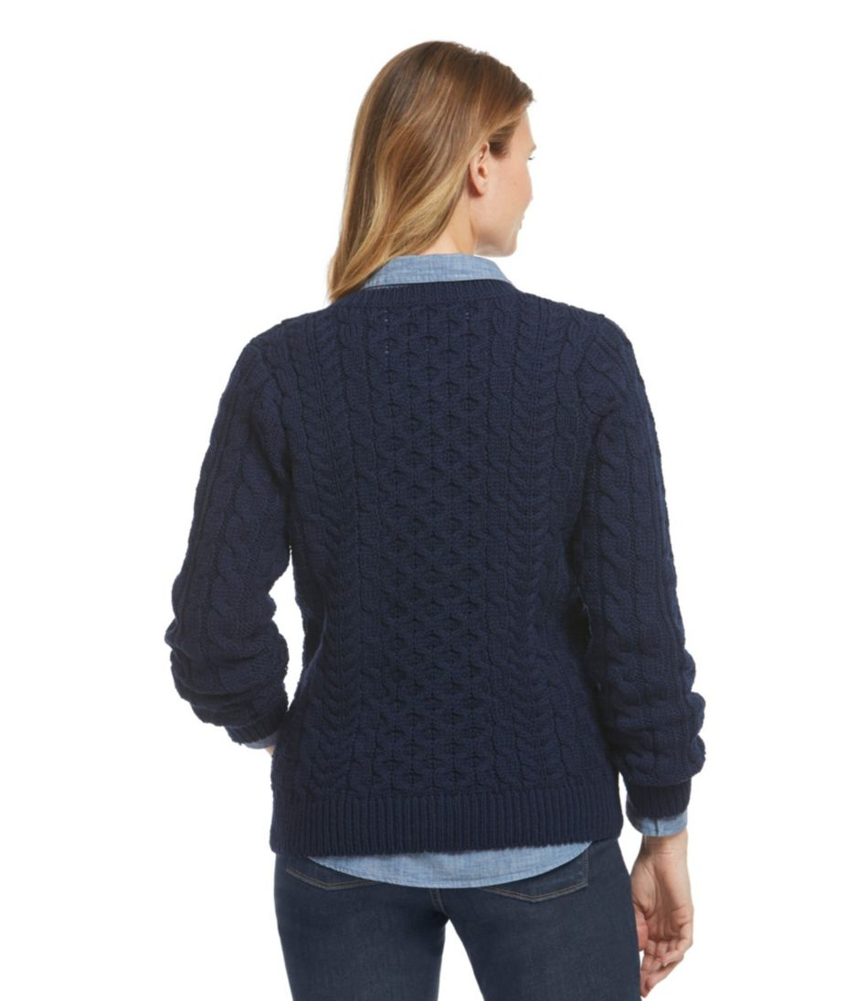 1912 Heritage Sweater, Fisherman's Cardigan