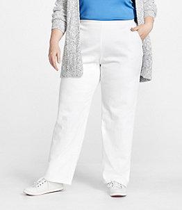 Women's Perfect Fit Pants, Straight-Leg Denim