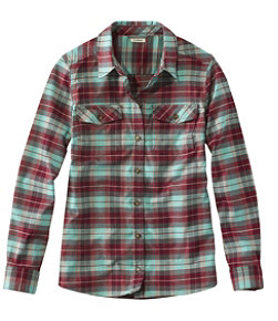 Women's Whisper Lodge Flannel Shirt