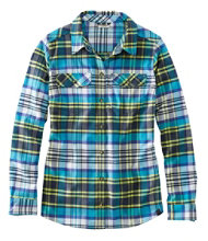 Whisper Lodge Flannel Shirt