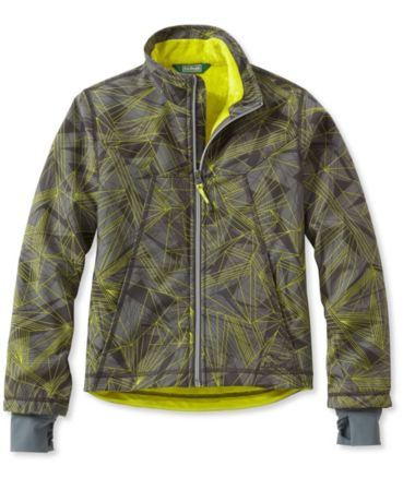 Boys' Wonderfleece Soft-Shell Jacket, Print