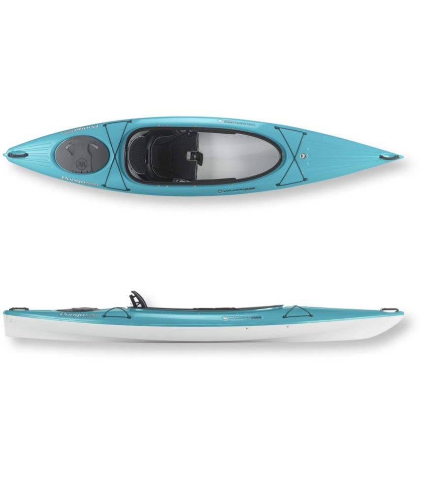 photo: Wilderness Systems Pungo 120 Ultralite recreational kayak