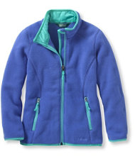 Girls' Trail Model Fleece Jacket
