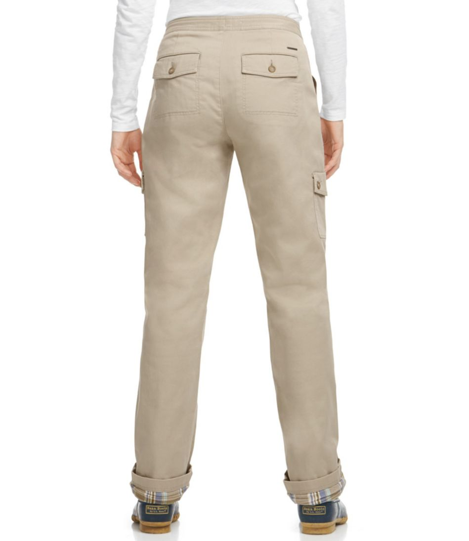Southport Cargo Pants, Lined