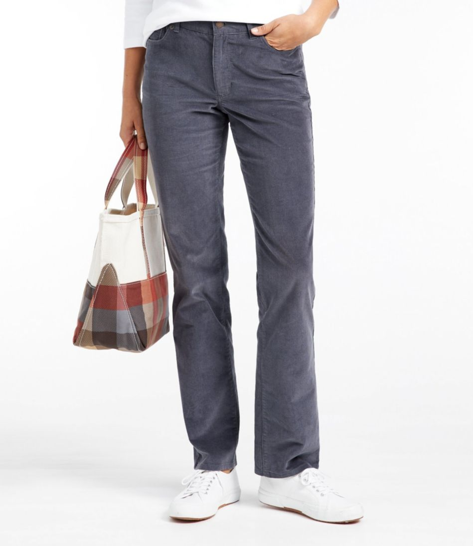 Casco Corduroy Pants, Straight-Leg