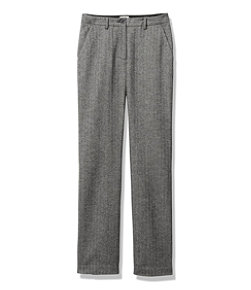 Weekend Pants, Herringbone