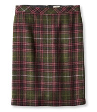Eastport Skirt, Plaid